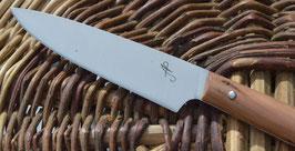 Couteau d'office – cade (1 rivet molletonné - finition arrondie)