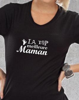 Tee-shirt top maman