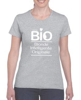 T-shirt pour une maman blonde