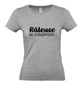 Tee-shirt râleuse de compétition