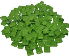 Soft Glas grün 10x10mm