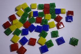10x10 Mosaik farbig sortiert
