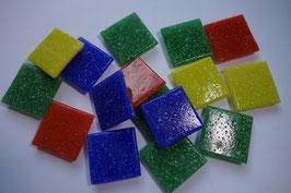 20x20 Mosaik farbig sortiert