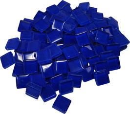 Soft Glas blau 10x10mm