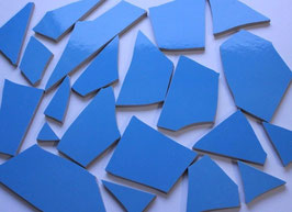 1kg frostsicherer Fliesenbruch hellblau