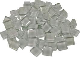 Soft Glas weiß 10x10mm
