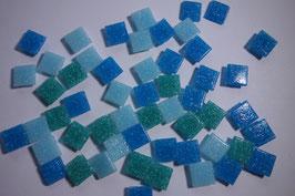 10x10 Mosaik türkismix