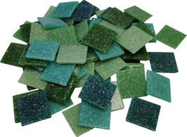 20x20 Mosaik grünmix