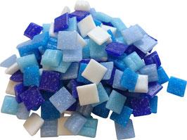 10x10 Mosaik blaumix