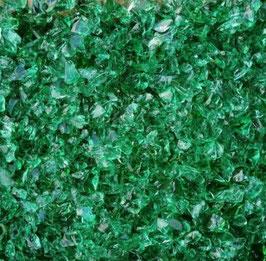 Glassteine Schotter 10-30 mm Glas Steine grün