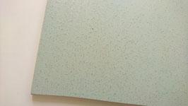 1kg frostsicherer Fliesenbruch hellgrün gepunktet