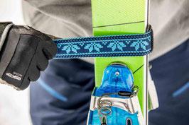 Klettband für Skier