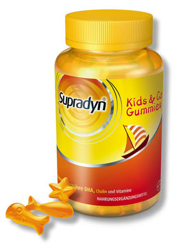 SUPRADYN KIDS & CO GUMMIES