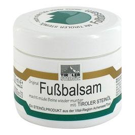 TIROLER STEINÖL FUSSBALSAM