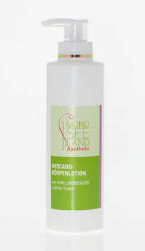 AVOCADO KÖRPERLOTION