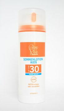 SONNENLOTION KIDS UVA-UVB LSF 30