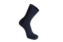 Biobaumwoll Socken Navy
