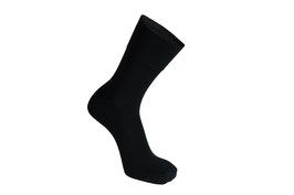 Biobaumwoll Socken Grau