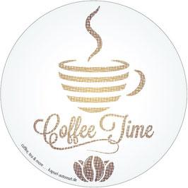 Aufkleber CoffeeTime