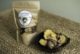 Shiitake eco de roble deshidratado