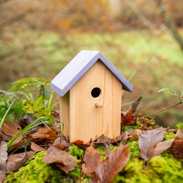 Caja nido ecológica para aves insectivoras