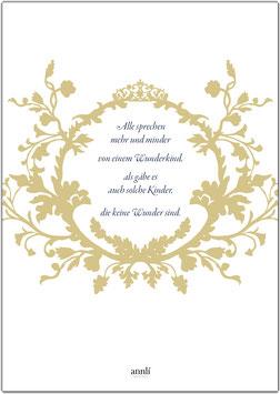 Wunderkinder - Gedicht