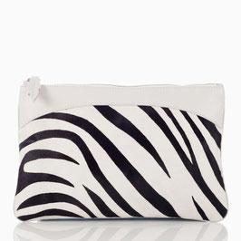 Clutch XL Zebra