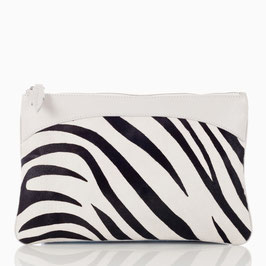 Clutch XL Zebra