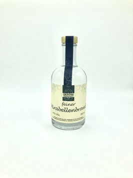 Großbundenbacher Mirabellenbrand 350 ml