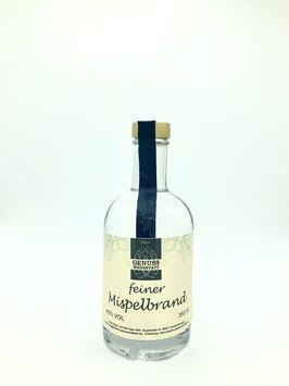 Großbundenbacher Mispelbrand 350 ml
