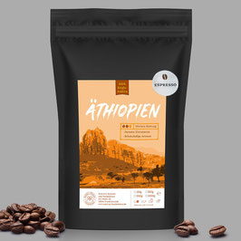 Äthiopien-Espresso-Abo