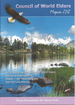 Council of World Elders Magazin 2012