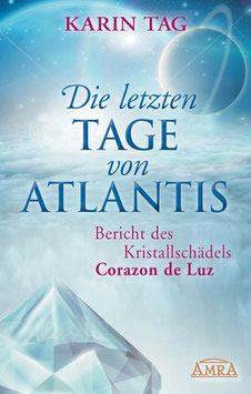 """""""Die letzten Tage von Atlantis"""", Autorin Karin Tag"""