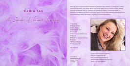 "CD ""A Touch of Inner Silence"" von Karin Tag"