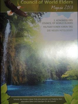 Council of World Elders Magazin 2013