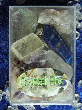 Crystal Box - Kristallsammlung