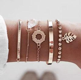 Armband Set Glamstore Stile 1