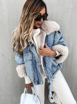 Lina Denim Jacke