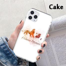 Hakuna Matata Handyhülle Cake