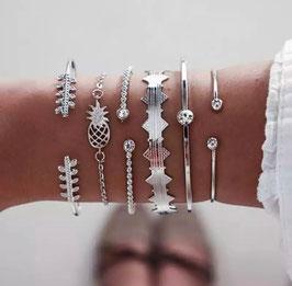 Armband Set Glamstore Stile 4