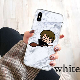 Harry Potter Handyhülle white