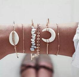 Armband Set Glamstore Stile 2
