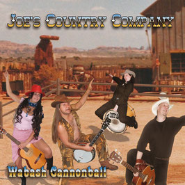 "CD:  ""Wabash Cannonball"""
