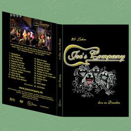 DVD - 20 Jahre Joe's Company