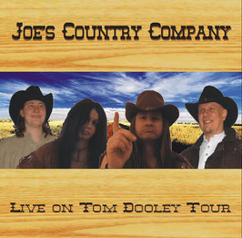 "live-CD:  ""Live On Tom Dooley Tour"""