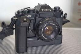 RICOH KR-10 + 50mm F:2 + MOTEUR