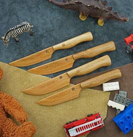 Kinder-Holzmesser
