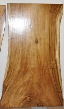 (A2) Mahogany dining table