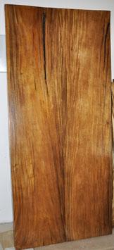 (A9) Mahogany dining table