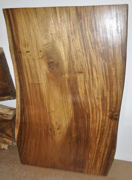A7) Mahogany dining table
